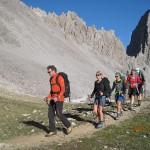 GR Durchquerung 2015 - Elahütte nach Alp flix