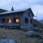 GR Durchquerung 2015 - Ramozhütte